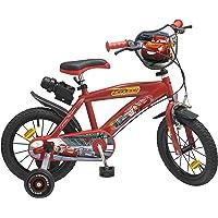 TOIMSA–Cars Bicicleta para niños, 744u