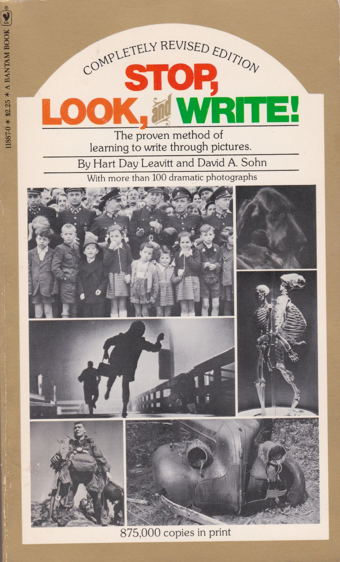 Stop Look And Write