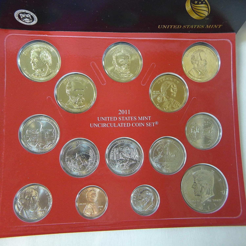 2007  US Mint set Complete and original both P and D mints 28 coins