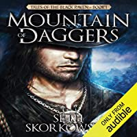 Mountain of Daggers: Tales of the Black Raven, Book 1