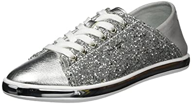 big sale 29c5c 3e842 Replay Damen Sunt Sneaker, Silber (Silver), 41 EU: Amazon.de ...