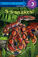 S-S-snakes! (Step-Into-Reading, Step 3) Paperback