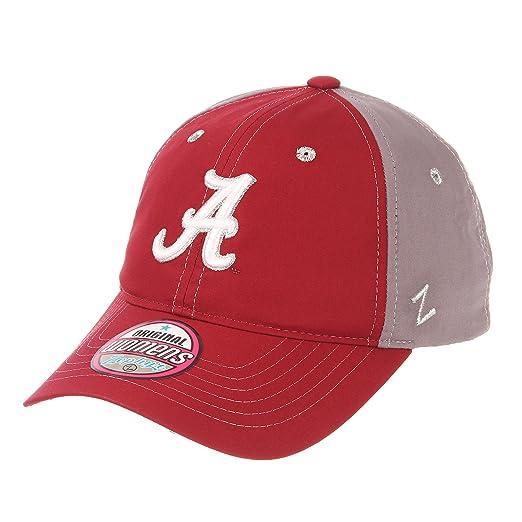 super popular 941af c5194 Zephyr NCAA Alabama Crimson Tide Women s Feisty Performance Hat,  Adjustable, Cardinal