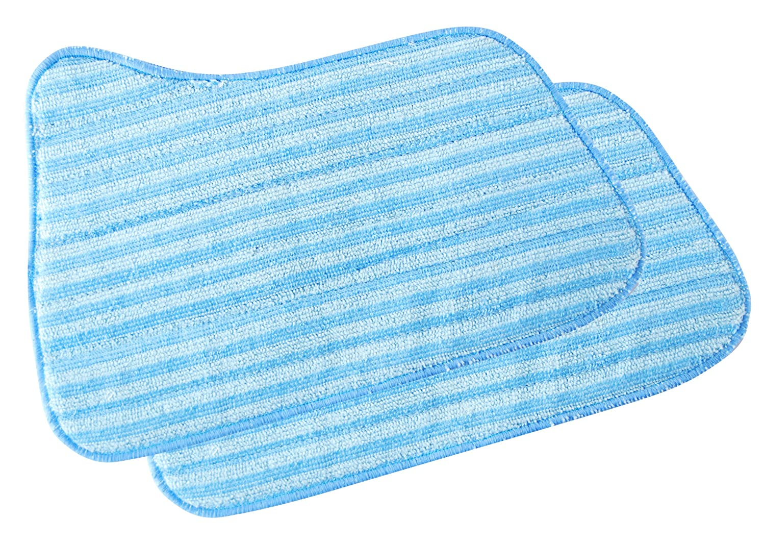 Steamfast Replacement Microfiber Mop Pad Steam Mop SF-292/294 (2-Pack)