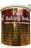 Crazy John Pure Baking Soda, Sodium Bicarbonate 1Kg Pack Plastic Container