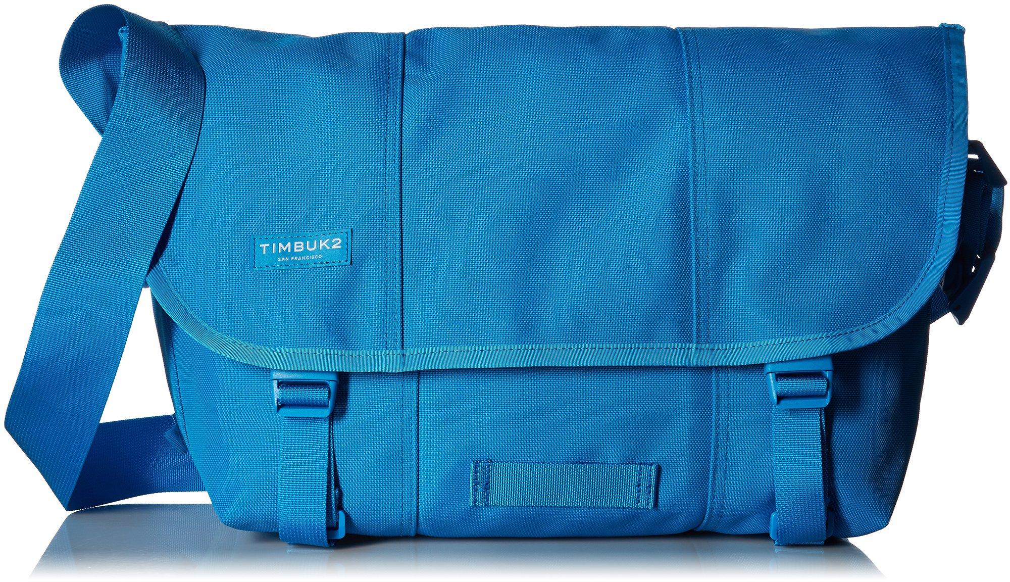 Timbuk2 Classic Messenger Unicolor Bag, Aquatic, Small