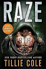 Raze: A Scarred Souls Novel Kindle Edition