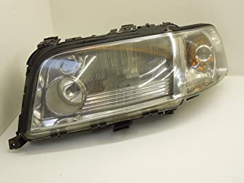 Audi A8 D2 Xenon Plus Headlight Ns Left Fl Amazon Co Uk Car