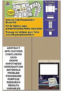 amazon com pacon corrugated presentation board kit 48 x36 arts