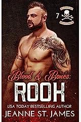 Blood & Bones: Rook (Blood Fury MC Book 7) Kindle Edition