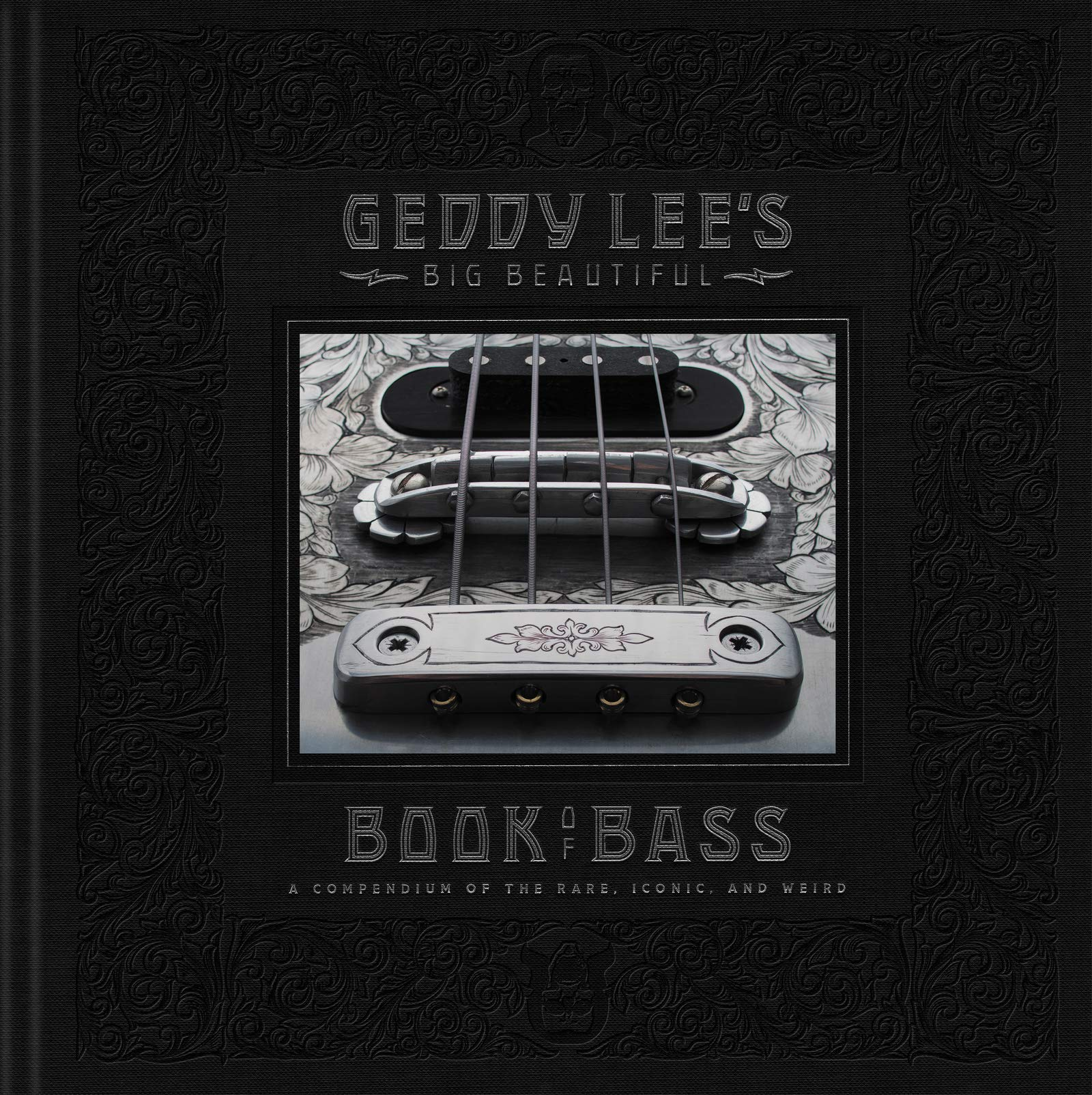 Geddy Lees Beautiful Book Bass product image