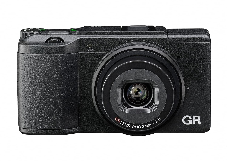 Amazon.com : Ricoh GR II Digital Camera with 3-Inch LCD (Black ...