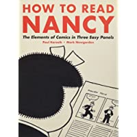 How to Read Nancy the Elements of Comics in Three Easy Panels