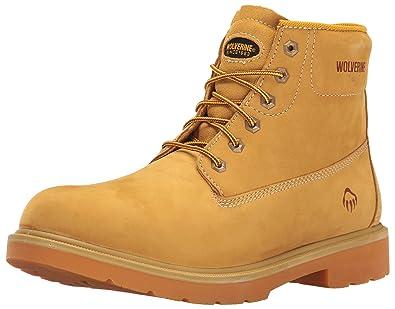 Wolverine Men's Polk Low Work Boot,Brown,10.5 ...