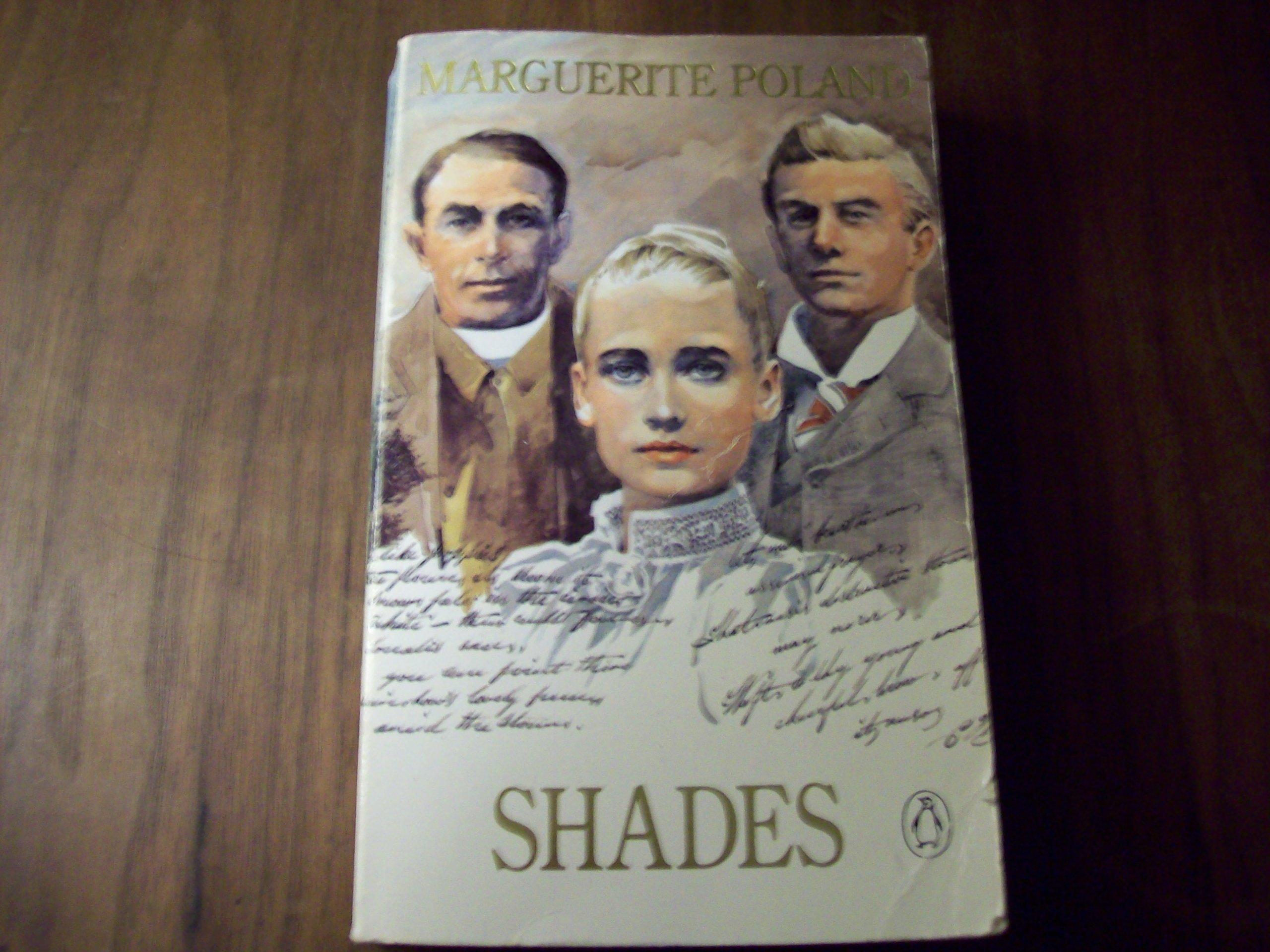 shades amazon co uk marguerite poland 9780002322737 books rh amazon co uk