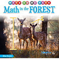 Rourke Educational Media | Math on My Path: Math in the Forest | 24pgs
