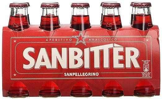 9 opinioni per SANBITTER, Aperitivo Analcolico Bottiglia Monodose da 10 cl Confezione da 10