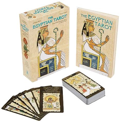 Lo Scarabeo Egyptian Tarot Kit