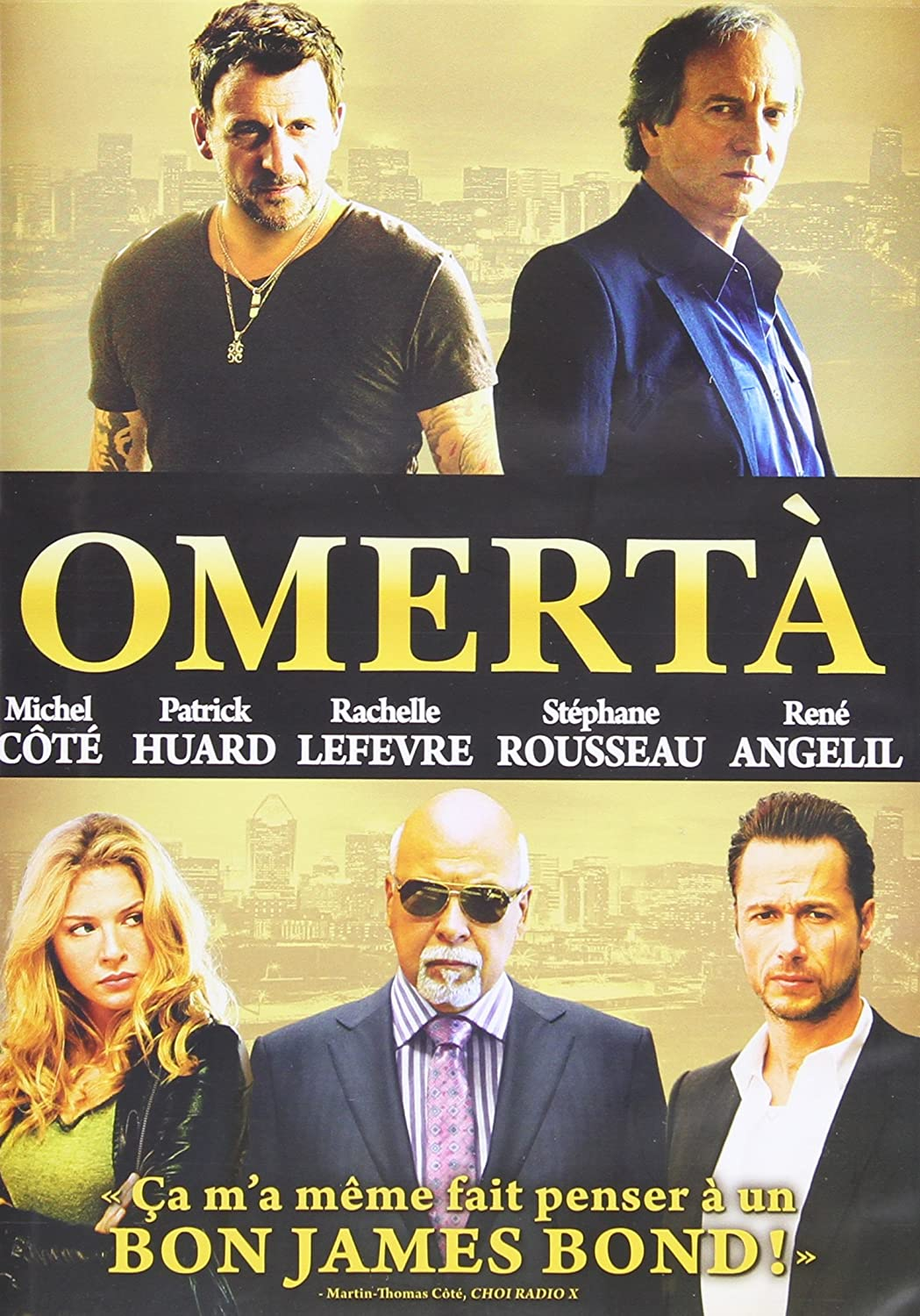 Amazon com: Omerta: Movies & TV