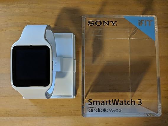 Sony SmartWatch 3: Amazon.es: Electrónica