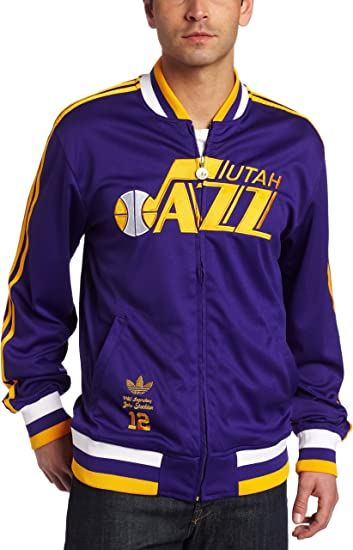 Adidas John Stockton Utah Jazz Adidas Originals Retro