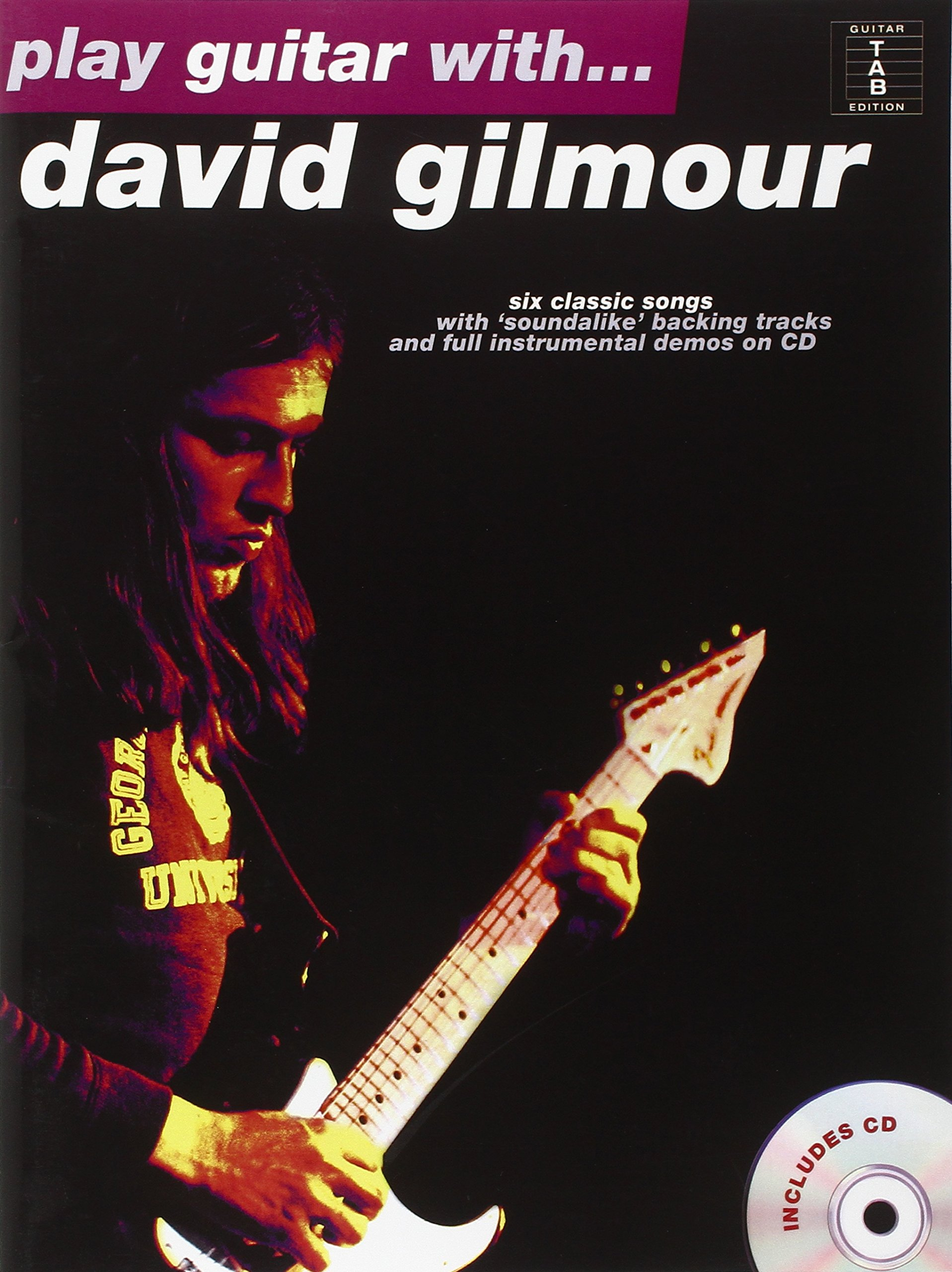 Play Guitar With... David Gilmour: Amazon.es: Gilmour, David ...