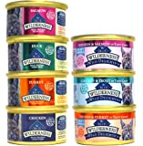 Blue Buffalo Wilderness Grain-Free Cat Food Variety Pack Box - 7 Flavors (4 Classic Flavors & 3 Wild Delights Flavors…