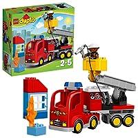 LEGO DUPLO - Le camion de pompiers - 10592 - Jeu de Construction