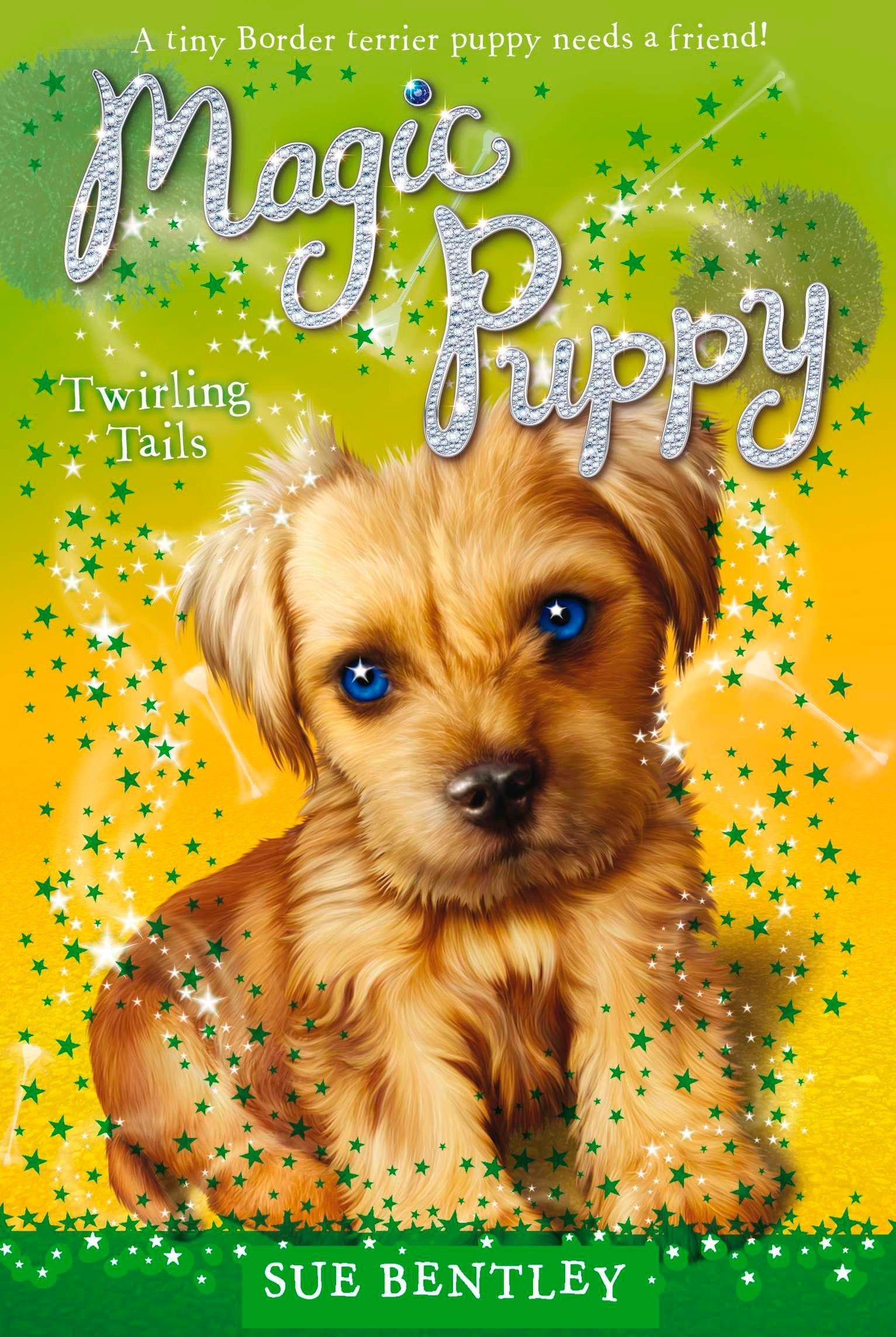 Twirling Tails #7 (Magic Puppy) pdf epub