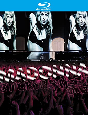 Madonna Human Nature Sticky Sweet
