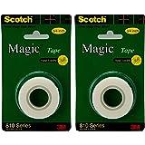 3M Scotch Magic Tape Refill - Pack of 2