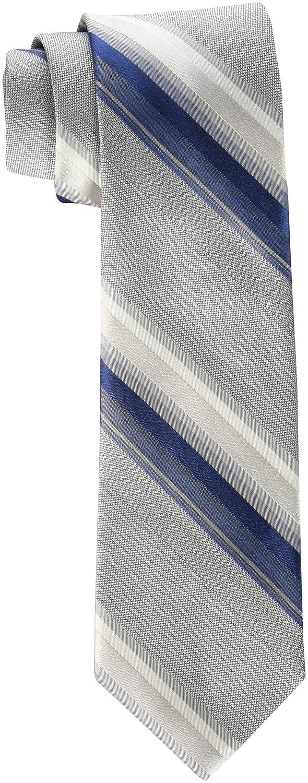 Calvin Klein Hombre K7964246 Corbata - Azul - talla única: Amazon ...