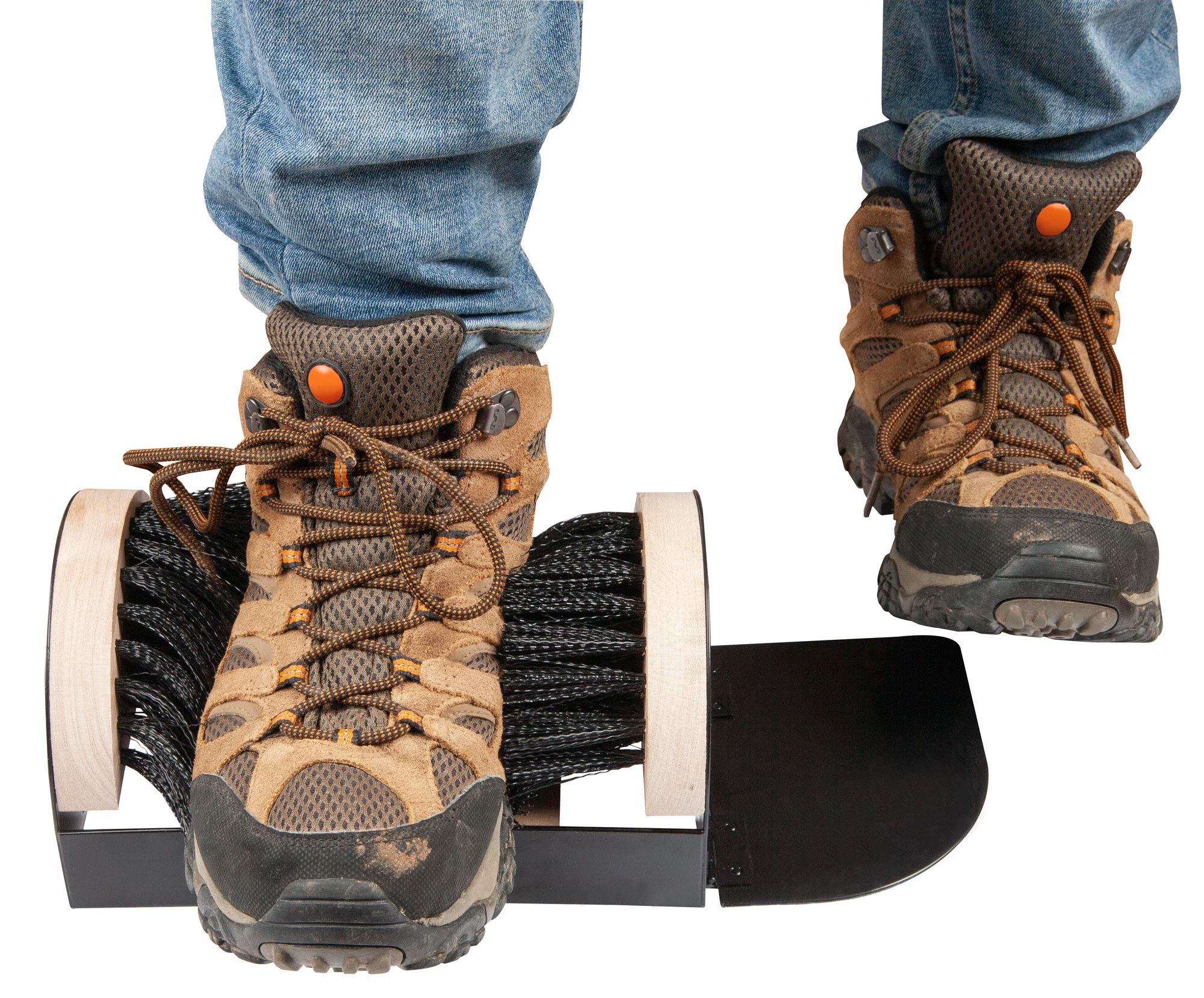 The Paragon Heavy Duty Boot Scraper, Tough Boot Scraper, Outdoor Boot Brush, Wide Width, Home, Commercial and Industrial Use by The Paragon (Image #5)