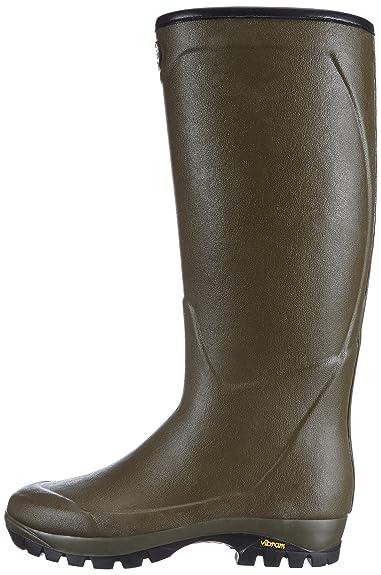 Le Chameau Country Neo Vibram - Zapatillas de deporte, color Vert Chameau 7100, talla 43