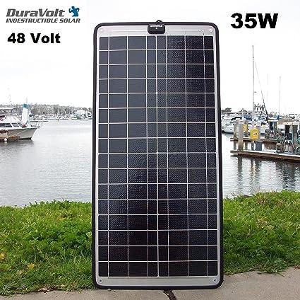 Amazon.com: . NUEVO para 2017. – 48 Volt Cargador Solar ...