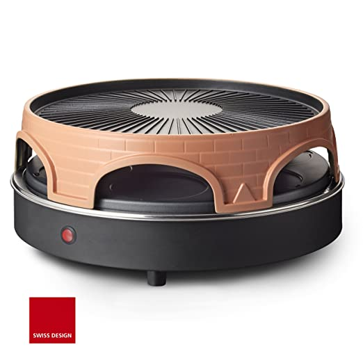 Emerio PO-113255.4 W, 0 Decibelios, Horno Pizza, marron: Amazon.es ...