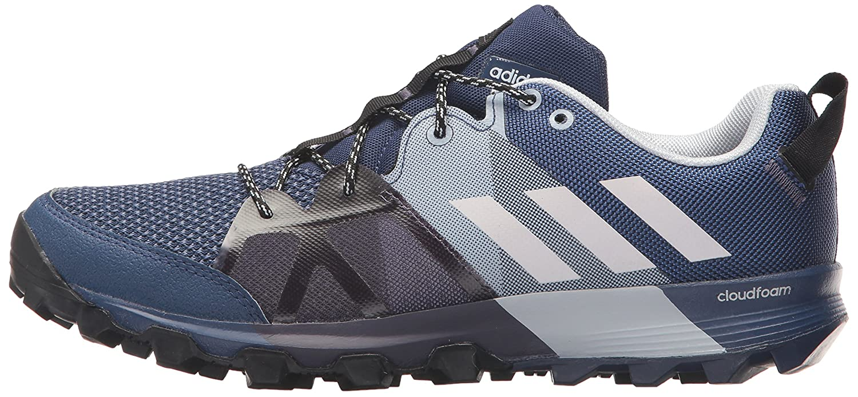 adidas outdoor Women's Kanadia 8.1 W Trail M Running Shoe B072YYNJSB 9.5 M Trail US|Noble Indigo/Orchid Tint/Aero Blue a1b74a