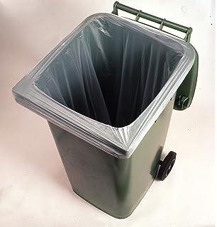 Bolsas de basura compostables de 240 litros. Bolsas de ...