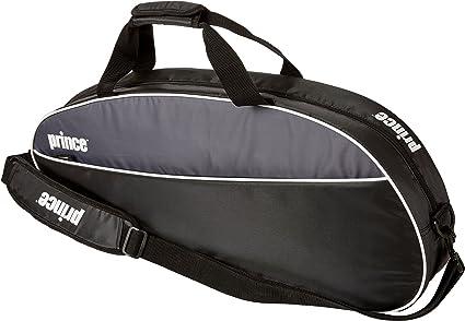 Amazon.com: Prince Pack de 3 bolsas de raqueta de tenis para ...