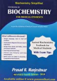 Biochemistry Simplified Textbook of Biochemistry for Medical Students