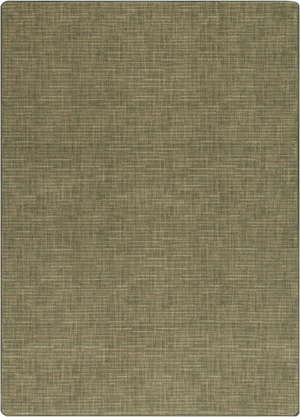 Amazon Com Milliken Imagine Figurative Collection Broadcloth Area Rug 5 4 X 7 8 Grass Cloth Furniture Decor