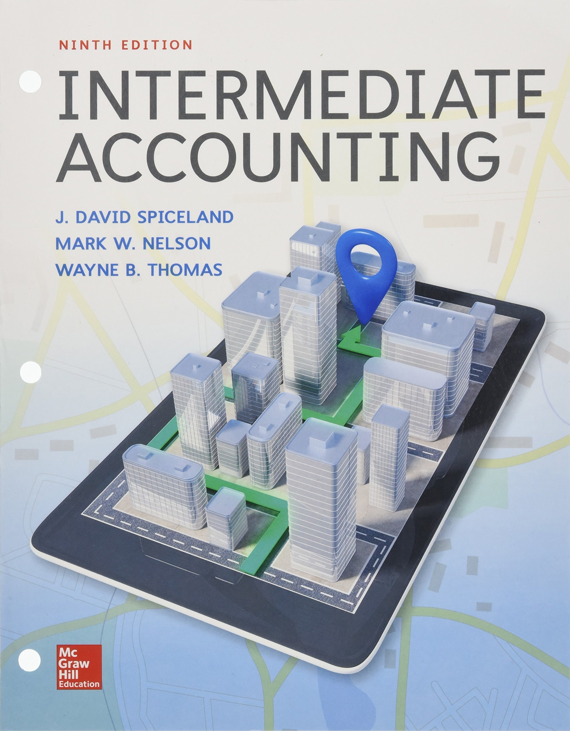 Loose Leaf Intermediate Accounting by McGraw-Hill Education