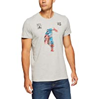 adidas Men's Captain America T-Shirt