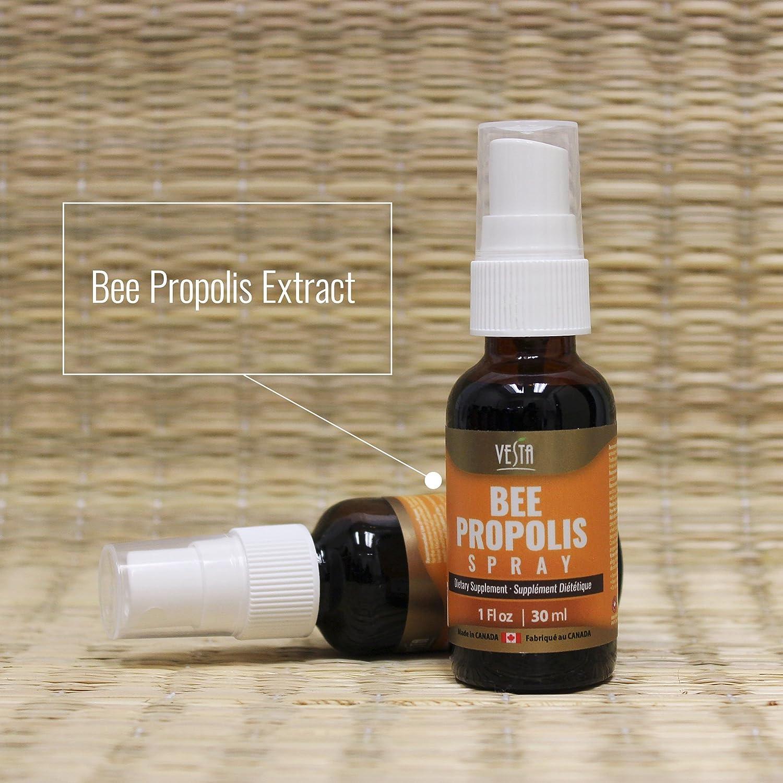 Amazon com: [Vesta] Bee Propolis Spray: Health & Personal Care