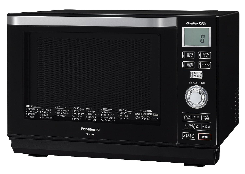 Panasonic オーブンレンジ エレック NE-MS264-K