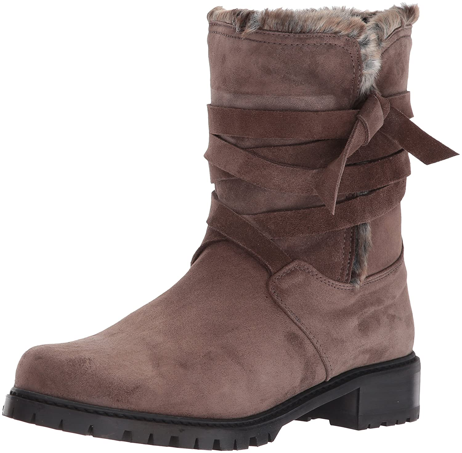 Stuart Weitzman Women's Snowfield Mid Calf Boot B06W2HLR7F 8 B(M) US|Seal
