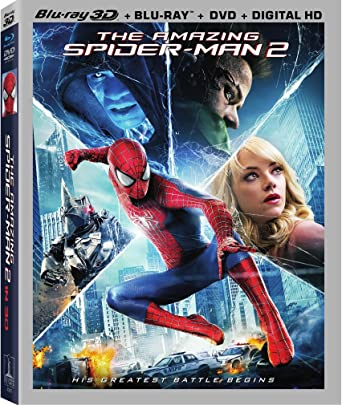 The Amazing Spider-Man 2 [Blu-ray] ( with / Without Slip