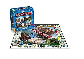 Perpignan Monopoly) - Winning Moves - Monopoly Board Game - Cities: Amazon.es: Juguetes y juegos