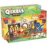 Qixels 87028 Kingdom Castle Attack Playset