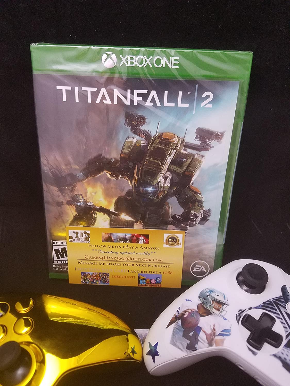 Titanfall 2 (Xbox One) vídeo juego: Amazon.es: Electrónica